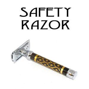 Безопасные станки Safety Razor. Индия