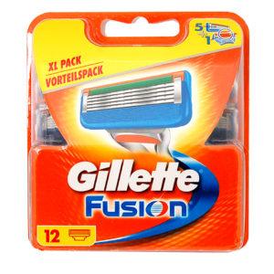 Жиллет Gillette кассеты с 5-тью лезвиями